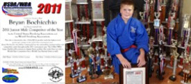 2011 World/National Competitors of the Year